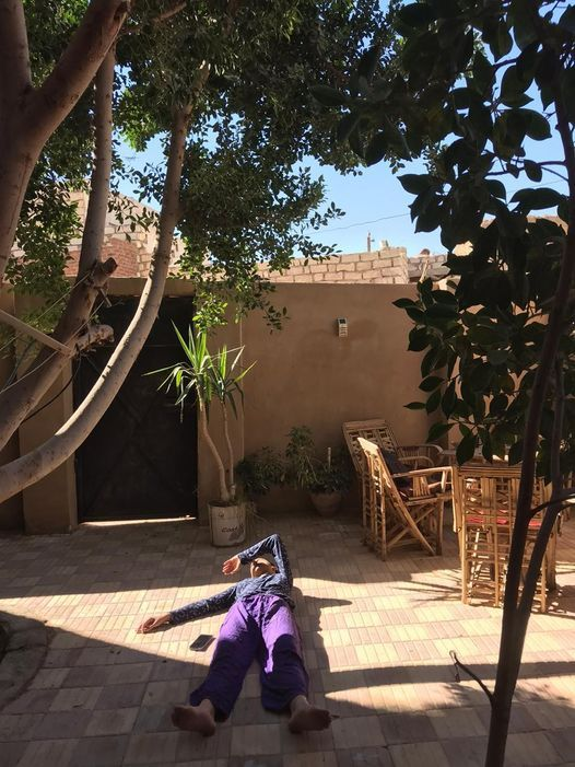 CILAS presents Yoga with Amina Abouelghar | Event in Cairo | AllEvents.in