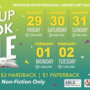 Pop Up Book Sale (Non-Fiction Only)