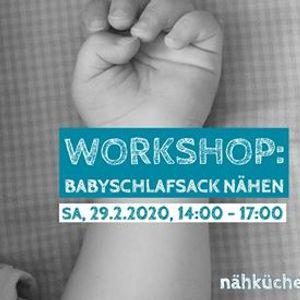 Workshop Babyschlafsack nhen