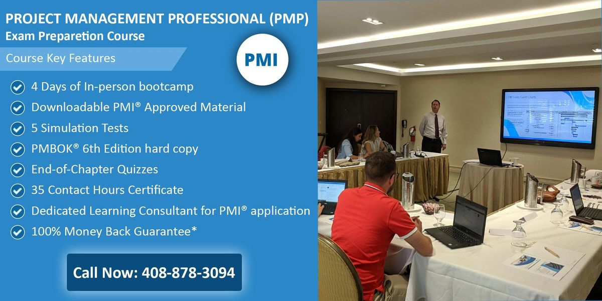 Pmp Project Management Certification Training In Washington Dc