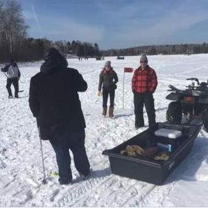 31st annual Bob Maus Golf On Ice