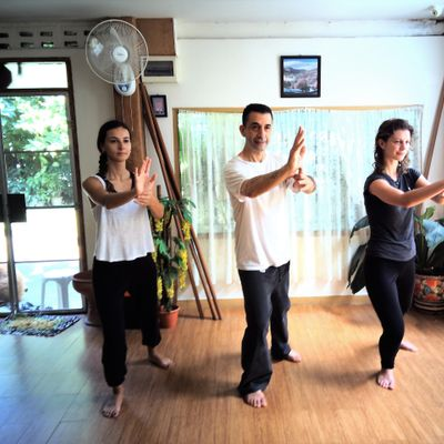 TAI CHI 5 Day Intro in Chiang Mai Thailand