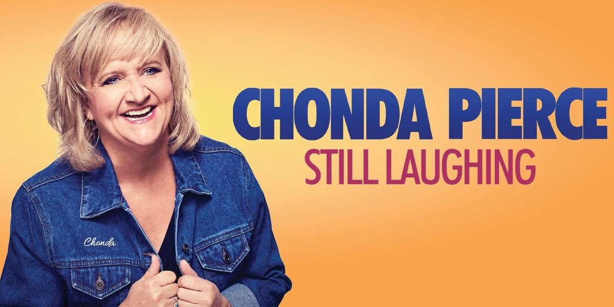 Chonda Pierce Still Laughing Tour