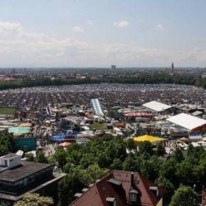 Riesenflohmarkt auf der Theresienwiese 2021