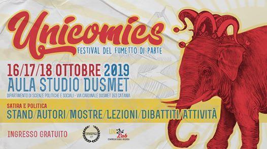 UniComics - Festival del Fumetto di Parte