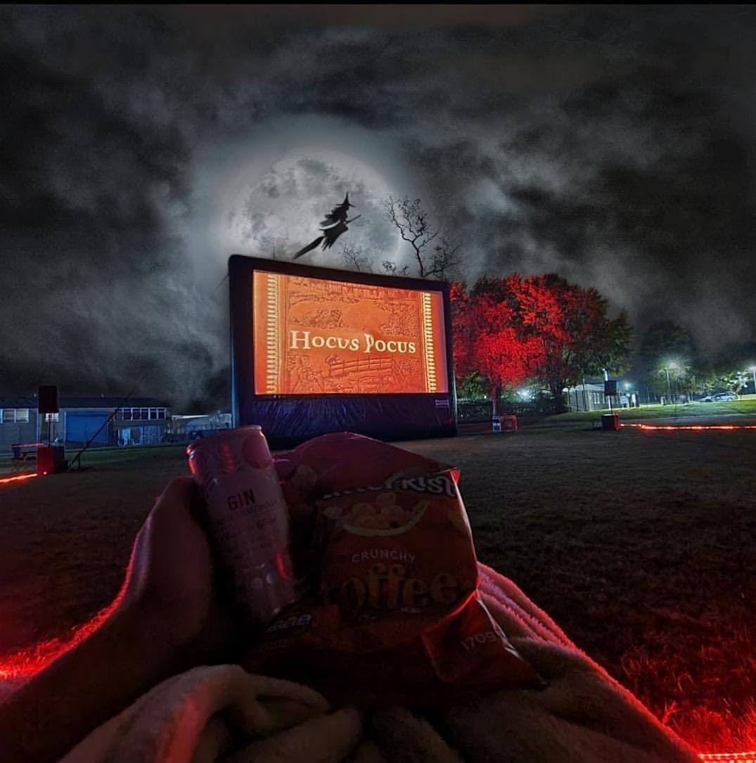 Halloween showing of Hocus Pocus on Pembrey's Country Park Outdoor Cinema, 23 October | Event in Pembrey | AllEvents.in