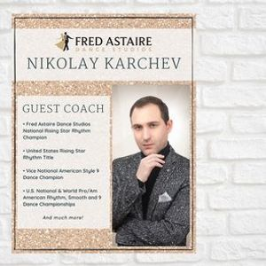 Guest Coach - Nikolay Karchev