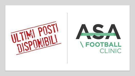 ASA Football Clinic 2020