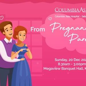 Antenatal Class From Pregnancy to Parenthood