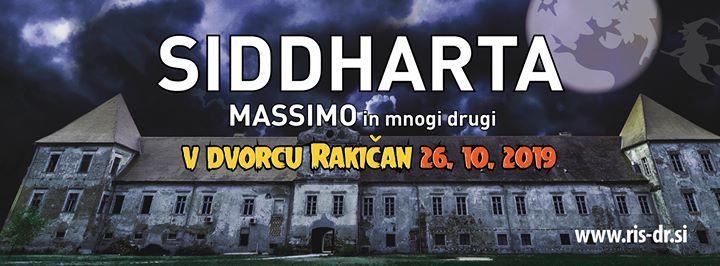 Siddharta Massimo Noctiferia Nipke v Dvorcu Rakian