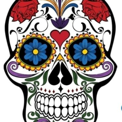 Dia de Los Muertos Painting Party (Ages 18)