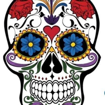Dia de Los Muertos Painting Party (Ages 18)
