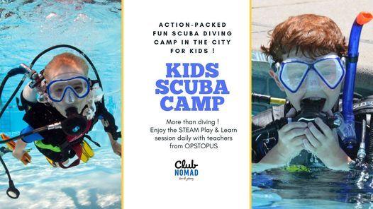 Kids Scuba Camp   Event in Petaling Jaya   AllEvents.in