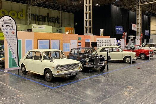 Practical Classics Classic Car & Restoration Show