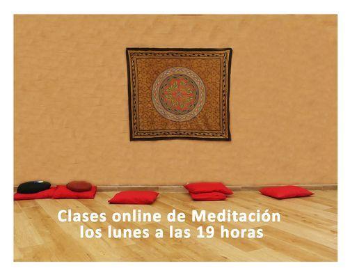 Clases online en directo de Meditación con Jordi J. Serra | Event in Barcelona | AllEvents.in