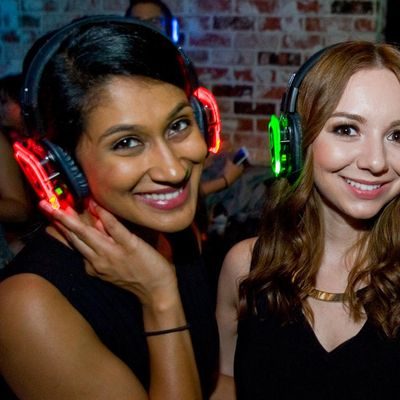 Silent Disco at The Venue