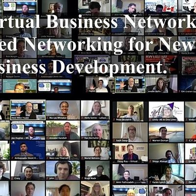 Portland Oregon Online Virtual Business Networking
