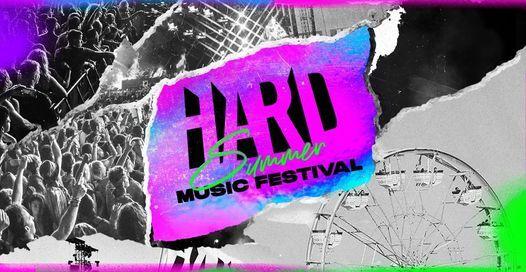 Hard Summer 2021, 1 August | Online Event | AllEvents.in