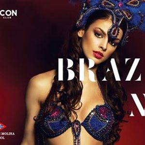 Friday - Brazilian Party at Icon Club