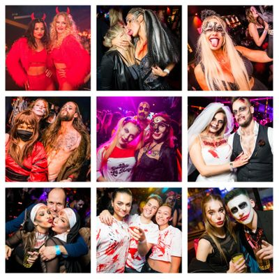 The Asylum - NYCs Annual & Biggest Halloween Weekend Kick-Off Party