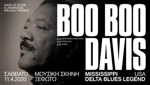 Boo Boo Davis [USA]   Mo