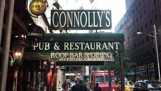 Earl Yellow/Revelry/Monkey Wrench - Foo Fighters Tribute band @ Connolly's, 28 August | Event in New York