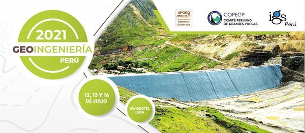 Geoingeniería Perú 2021, 12 July | Event in San Isidro | AllEvents.in