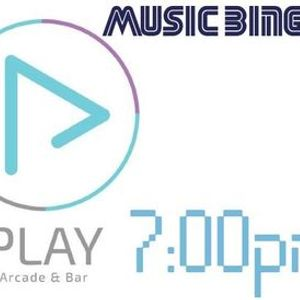 Were Back Music Bingo at Play Arcade & Bar (Bradenton FL)