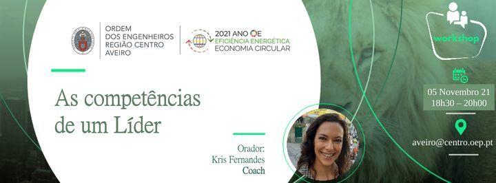 As competências de um Líder, 5 November   Event in Aveiro   AllEvents.in