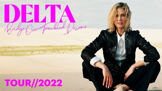Delta Goodrem Tour // 2022 - Townsville, 5 April   Event in Townsville   AllEvents.in