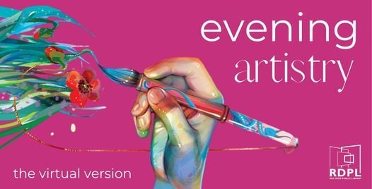 Evening Artistry: the virtual version, 17 May | Event in Red Deer | AllEvents.in