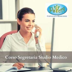 Corso Segretaria Studio Medico