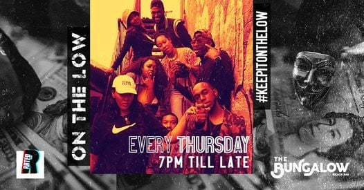 On The Low - Thursdays | Event in Dubai | AllEvents.in