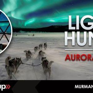 Lights Hunter feat. Aurora Igloos  Murmansk Russia