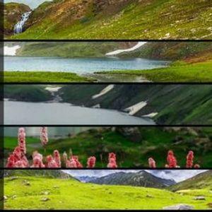 Ratti Gali to Besal Naran Trek (12 Lakes & 2 Passes)