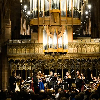 Vivaldis Four Seasons by Candlelight  Manchester Cathedral