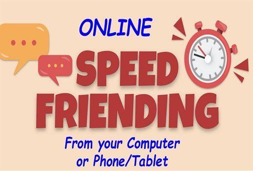 Online Speed FriendingFundraiser (40s & Over)