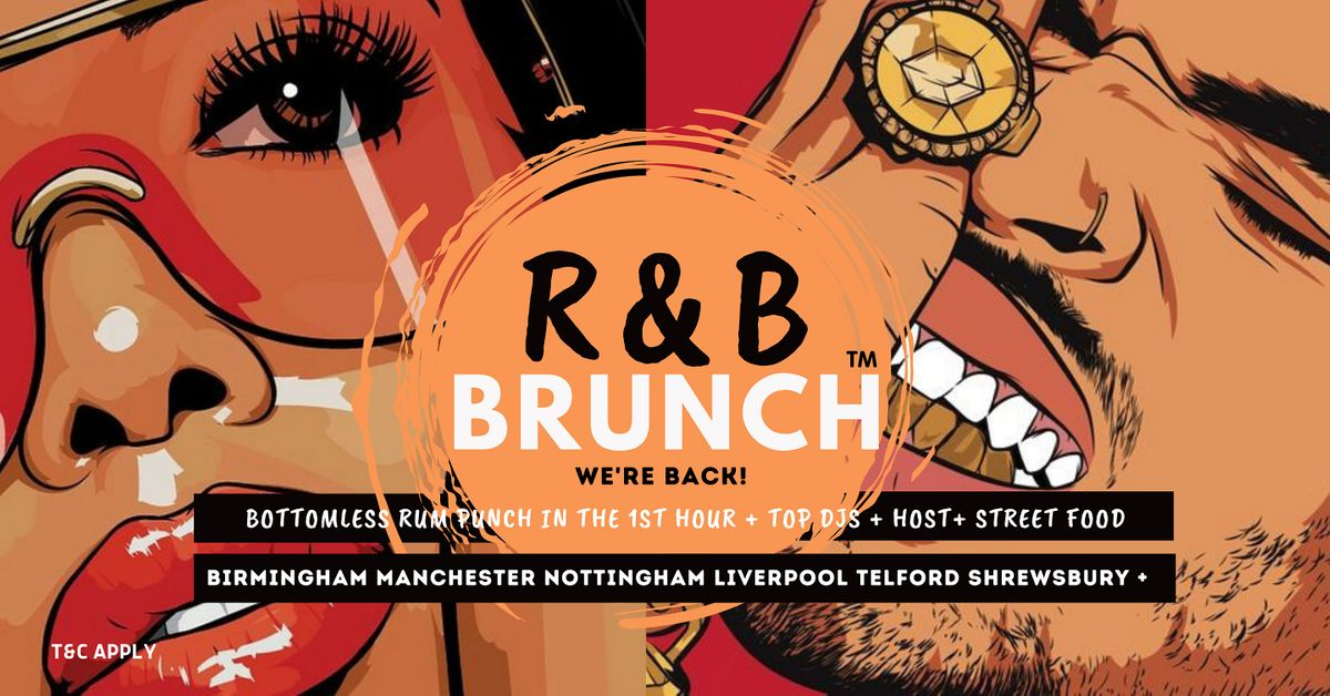 R&B Brunch MCR - 28 AUG, 1 June | Event in Manchester | AllEvents.in