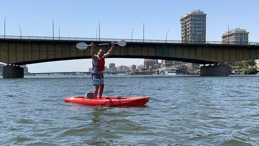 Weekly Kayak Ride   Event in Helwan   AllEvents.in