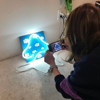 FUN AND NEON SIGN MAKING (Sustainable Energy)