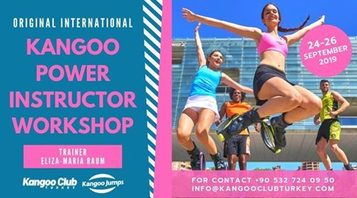 Kangoo Power Instructor Workshop