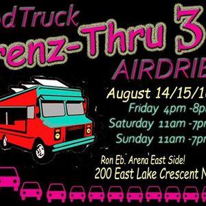 Food Truck Frenzy Drive Thru 3