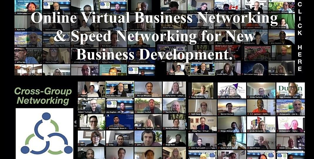 Portland Oregon Online Virtual Business Networking | Online Event | AllEvents.in
