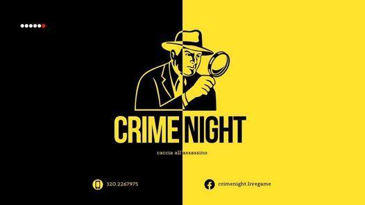 Crime Night: caccia all'assassino, 31 October | Event in Palermo | AllEvents.in