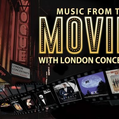 MUSIC FROM THE MOVIES Manchester
