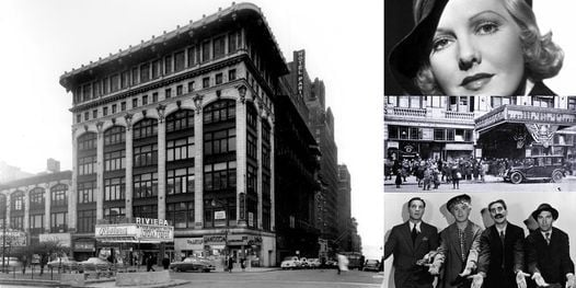 'The Lost Theaters of Broadway: An Upper West Side Story' Webinar, 19 August   Online Event   AllEvents.in
