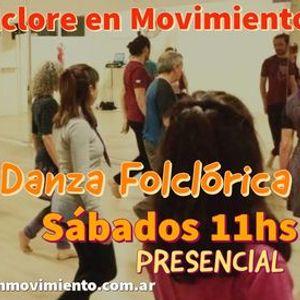 Clase Danza Folclrica-Formacin Folclore en Movimiento