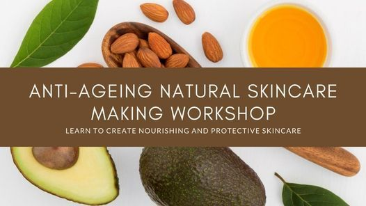 Anti-Ageing Skincare Making Workshop, 30 January | Event in Alexandria | AllEvents.in