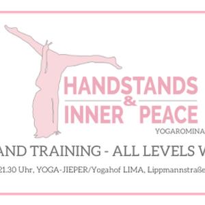 Handstands & Inner Peace - Handstand Training Indoor(All Levels)