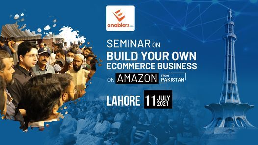 Build your eCommerce Business on Amazon from Pakistan, 6 June | Event in Lahore | AllEvents.in